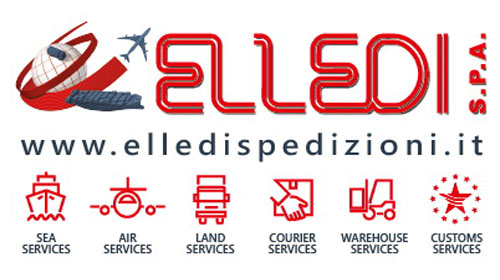 ELLEDI SPA Freight Forwarder and Customs Agency (Italy)