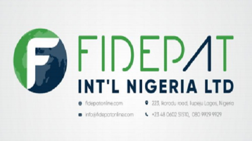 FIDEPAT INTERNATIONAL CO LTD